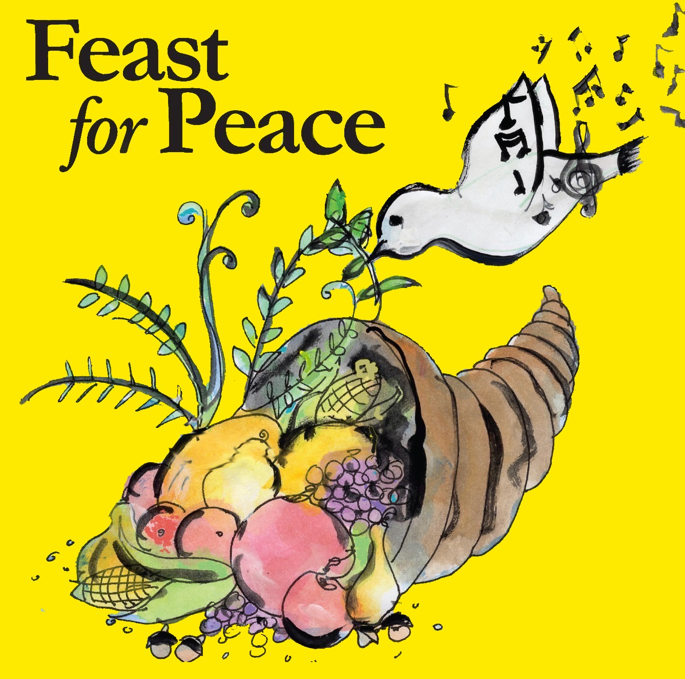 Feast for Peace, 27 March through Wednesday 1 April 2020